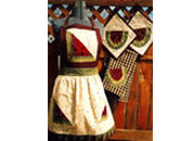 Aprons, Mitts, Pot Holders